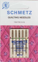 SCHMETZ Quilting Needles - 90/14 - 5 Pieces
