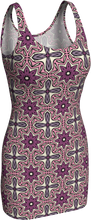 Load image into Gallery viewer, The Adriana Fitted Dress in Pink