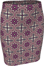 Load image into Gallery viewer, The Adriana Fitted Skirt in Pink