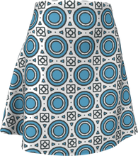 Load image into Gallery viewer, The Beth Flare Skirt