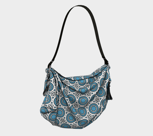 The Beth Origami Bag-Clash Patterns