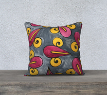 Load image into Gallery viewer, The Charlene Watercolour Pillow-Clash Patterns