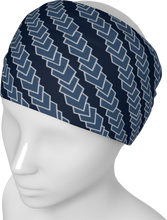 Load image into Gallery viewer, The Darlene Headband in Navy