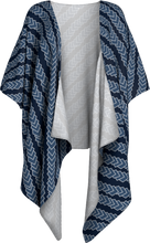 Load image into Gallery viewer, The Darlene Kimono  in Navy