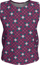 Load image into Gallery viewer, The Evangeline Tank Top in Raspberry