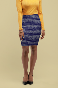The Evelyn Fitted Skirt