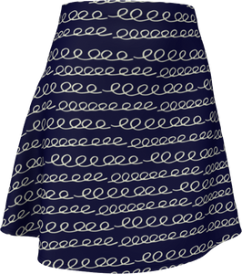 The Evelyn Flare Skirt