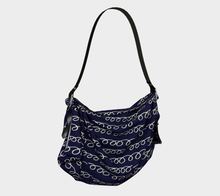 Load image into Gallery viewer, The Evelyn Origami Bag-Clash Patterns