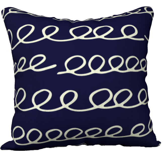 The Evelyn Reversible Pillow