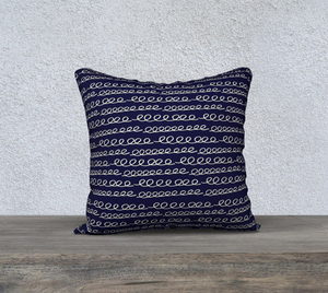 The Evelyn Reversible Pillow-Clash Patterns