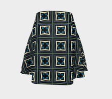 Load image into Gallery viewer, The Gia Flare Skirt-Clash Patterns
