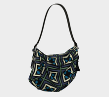Load image into Gallery viewer, The Gia Origami Bag-Clash Patterns