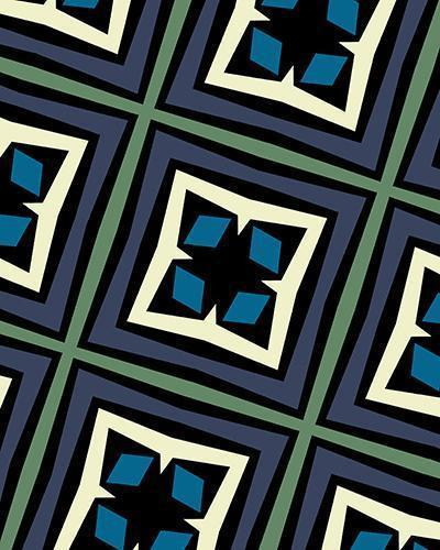 The Gia Print-at-Home Art Print - Digital Download-Clash Patterns