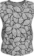 Load image into Gallery viewer, The Gnocchi Tank Top in Black and White