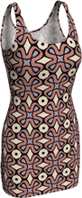 Load image into Gallery viewer, The Jane Fitted Dress in Tuscany
