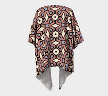 Load image into Gallery viewer, The Jane Kimono in Tuscany-Clash Patterns