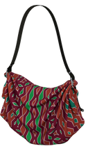 Load image into Gallery viewer, The Janelle Origami Bag in Sienna