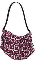 Load image into Gallery viewer, The Jennifer Origami Bag in Raspberry