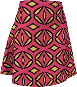 The Julie Flared Skirt