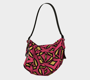 The Julie Origami Bag-Clash Patterns