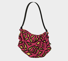 Load image into Gallery viewer, The Julie Origami Bag-Clash Patterns