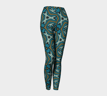 Load image into Gallery viewer, The Kylie Leggings-Clash Patterns