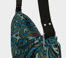 Load image into Gallery viewer, The Kylie Origami Bag-Clash Patterns