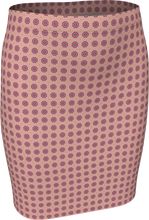 Load image into Gallery viewer, The Lindsay Fitted Skirt in Pink