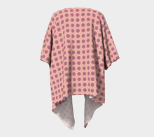 Load image into Gallery viewer, The Lindsay Kimono in Pink-Clash Patterns
