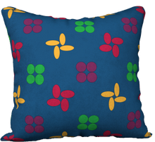 Load image into Gallery viewer, The Louise Reversible Pillow in Blue