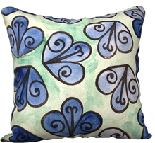 Load image into Gallery viewer, The Mildred Watercolour Pillow