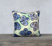 Load image into Gallery viewer, The Mildred Watercolour Pillow-Clash Patterns