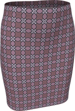Load image into Gallery viewer, The Nancy Fitted Skirt in Mauve