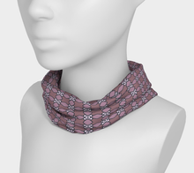 Load image into Gallery viewer, The Nancy Headband in Mauve