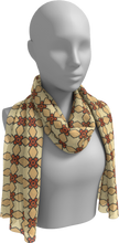 Load image into Gallery viewer, The Nancy Long Scarf in Wheat