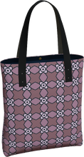 Load image into Gallery viewer, The Nancy Tote Bag in Mauve