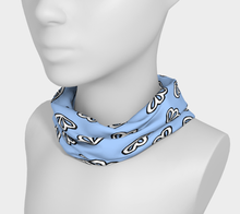 Load image into Gallery viewer, The Paula Headband in Periwinkle