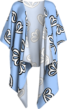 Load image into Gallery viewer, The Paula Kimono in Periwinkle