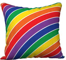 Load image into Gallery viewer, The Rainbow Pillow