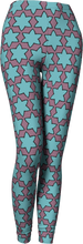 Load image into Gallery viewer, The Rita Leggings in Blue and Purple
