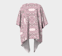 Load image into Gallery viewer, The Rose Kimono in Rose-Clash Patterns
