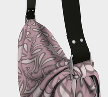 Load image into Gallery viewer, The Rose Origami Bag in Rose-Clash Patterns
