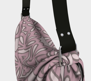 The Rose Origami Bag in Rose-Clash Patterns