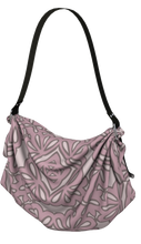 Load image into Gallery viewer, The Rose Origami Bag in Rose