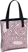 Load image into Gallery viewer, The Rose Tote Bag in Rose