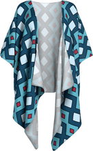 Load image into Gallery viewer, The Samantha Kimono in Blue