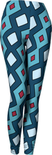 Load image into Gallery viewer, The Samantha Leggings in Blue