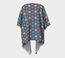 Load image into Gallery viewer, The Sarah Kimono in Multicolour-Clash Patterns