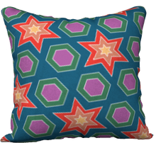 Load image into Gallery viewer, The Sarah Reversible Pillow in Multicolour