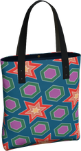 Load image into Gallery viewer, The Sarah Tote  Bag in Multicolour